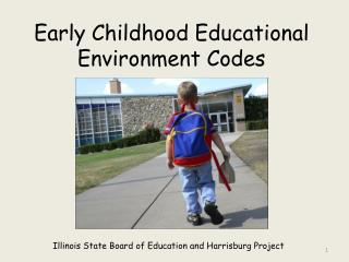 Early Childhood Educational Environment Codes