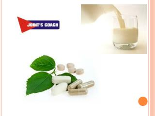 Joint's Coach Glucosamine Chondroitin With MSM