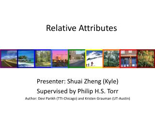 Relative Attributes