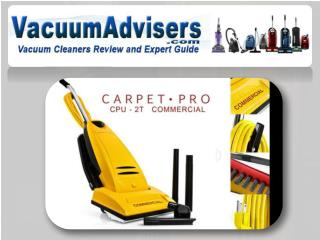 Vacuum Cleaner Review