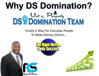 Why DS Domination?