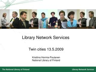 Library Network Services