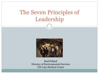 The Seven Principles of Leadership