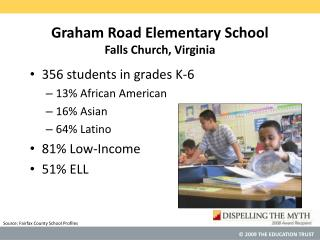 Graham Road Elementary School Falls Church, Virginia