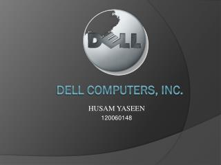 Dell Computers, Inc.