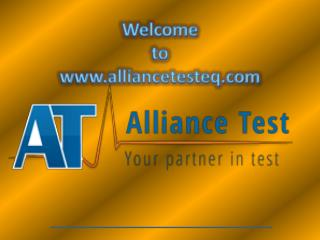 Alliancetesteq Equipments