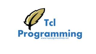 TCL Programming Assignment Help