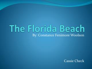 The Florida Beach