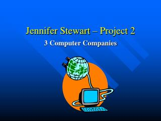 Jennifer Stewart – Project 2