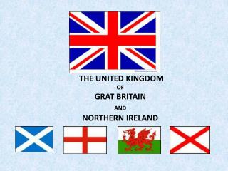 THE  UNITED KINGDOM  OF  GRAT BRITAIN  AND NORTHERN IRELAND