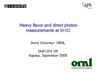 Heavy flavor and direct photon  measurements at  RHIC