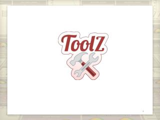 What is ToolZ?