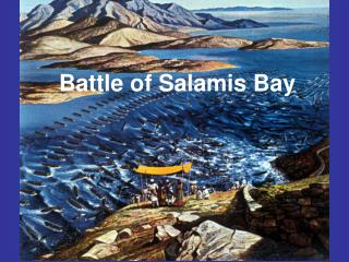 Battle of Salamis Bay