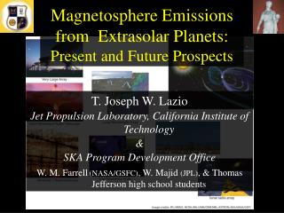 Magnetosphere Emissions from  Extrasolar Planets: Present and Future Prospects