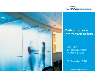 Protecting your information assets
