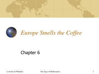 Europe Smells the Coffee