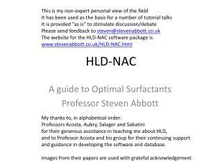 HLD-NAC