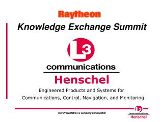 Knowledge Exchange Summit
