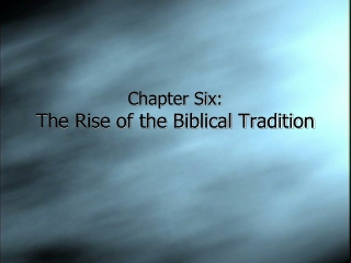 Chapter 6   Rome and Early Christianity