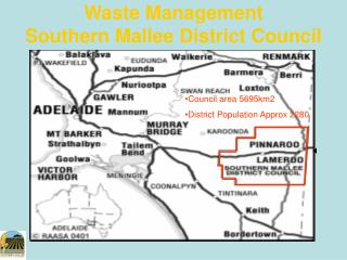 Waste Management Southern Mallee District Council