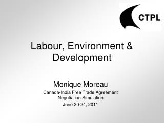 Labour, Environment & Development