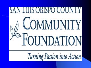 History of Community Foundations