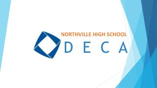 NORTHVILLE  HIGH  SCHOOL D  E  C  A