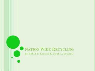 Nation Wide Recycling