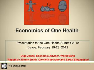 Economics of One Health