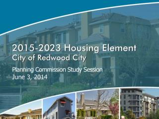 Planning Commission Study Session June 3, 2014