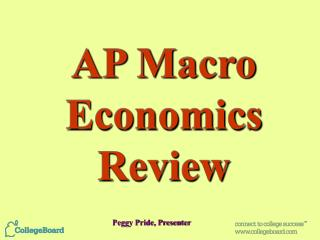 AP Macro Economics Review