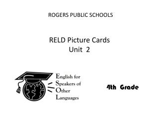 RELD Picture Cards Unit  2