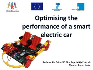 Optimising the performance of a smart electric car