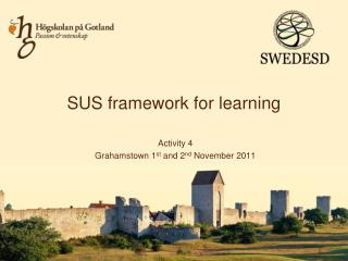 SUS framework for learning