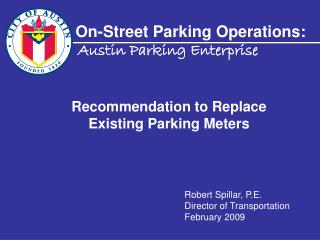 On-Street Parking Operations: