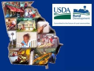 Rural Development Programs: