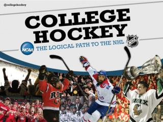 COLLEGE HOCKEY INC. COM