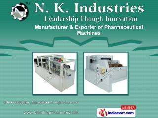 Sticker Labeling Machine & Vial Sealing Machine