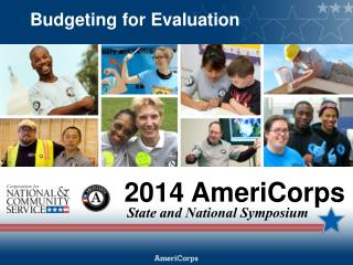 Budgeting for Evaluation