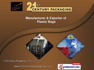 LD Bags & Rolls &  Polythene Bags