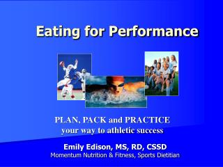 Eating for Performance