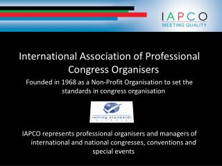 International Association of Professional Congress Organisers