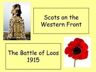 Scots on the Western Front