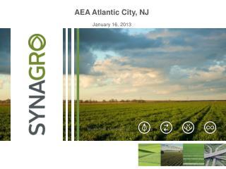AEA Atlantic City, NJ
