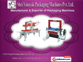 Stretch Wrapping Machine & Batch Coder