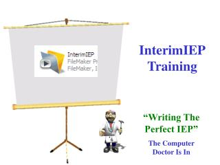 InterimIEP Training