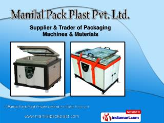 Impulse Sealing Machines ,  Liquid Filling Machine