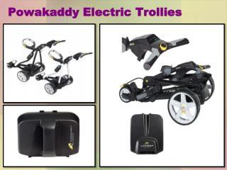 Powakaddy Electric Trollies