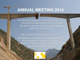 ANNUAL MEETING 2014