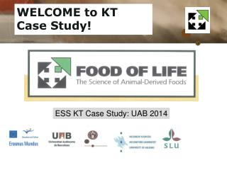 WELCOME to KT Case Study!
